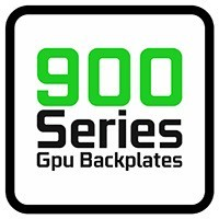 900 Series Gpu Backplates