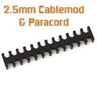 Ø2.5mm Cablemod & Paracord Cable Combs