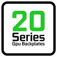 RTX 2000 Series Gpu Backplates